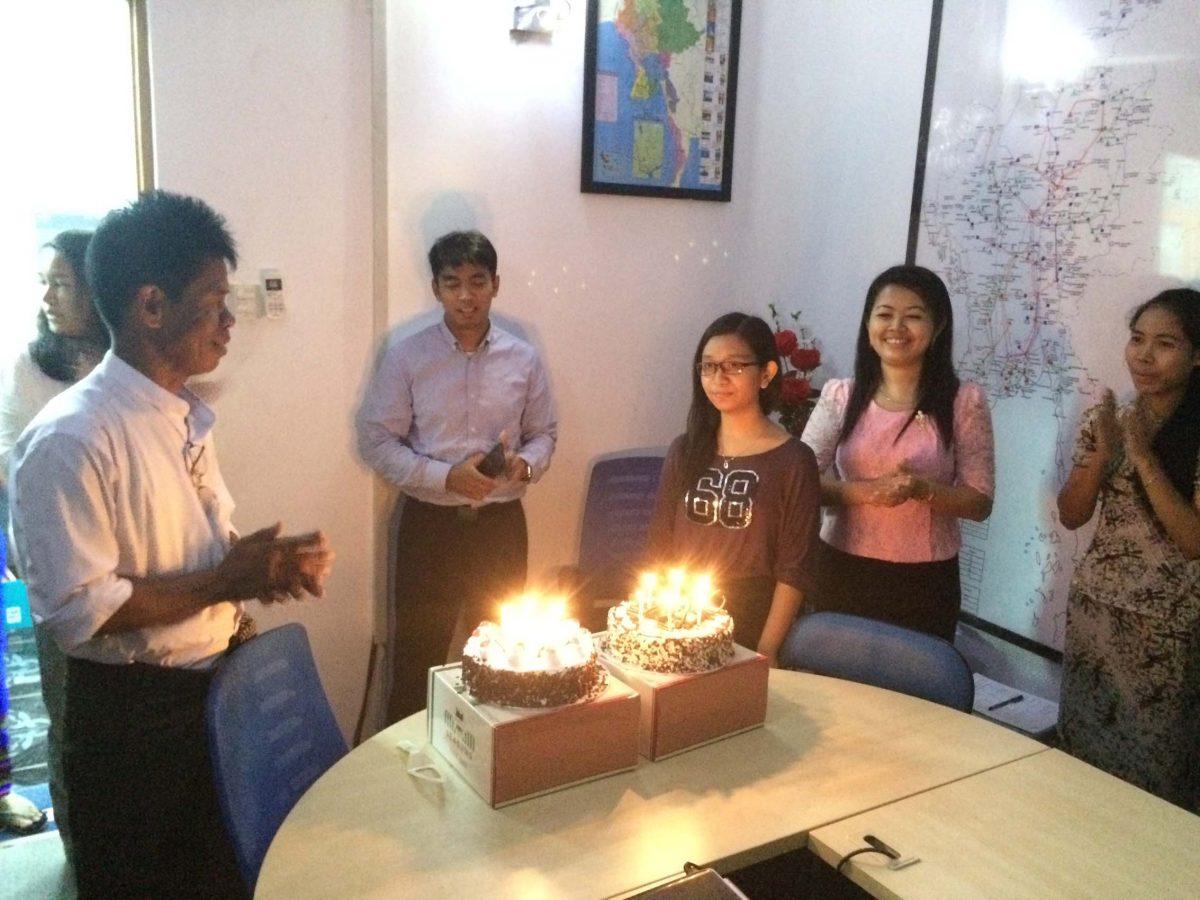 APE Birthday
